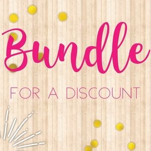 Bundle for even more of a steal!